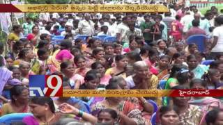 Pawan Kalyan supports West Godavari villagers against food park. Photo,Image,Pics