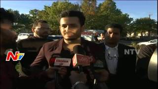 Akhil Participates In Charity Event At PNC Arts Center || New Jersey || NTV