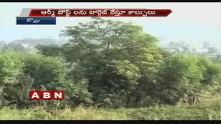 Pakistan Targets 4 Indian posts In Naushera Sector Of Kashmir | ABN Telugu