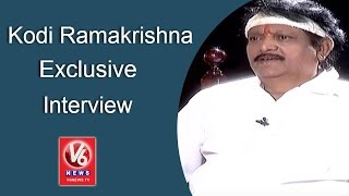 Kodi Ramakrishna Exclusive Interview With Savitri | Madila Maata | V6 News