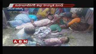 3 kids die after falling into well in Mahabubnagar district