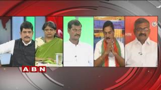 ABN Debate On Godavari Mega Aqua Food Park | BJP Vs CPM Vs Villagers | Part 2 (17-10-2016)