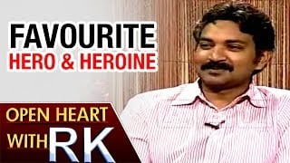 SS Rajamouli Reveals His Favourite Hero & Heroine | Open Heart with RK | ABN Telugu. Photo,Image,Pics