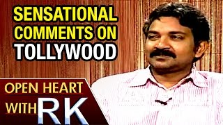 SS Rajamouli Sensational Comments on Tollywood | Open Heart With RK | ABN Telugu