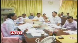 Reasons behind CM KCR's anger in Cabinet Meet | Inside (17-10-2016)