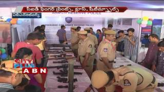 Indian Police Expo 2016 Armed Reserve Police   Necklace Road | Hyderabad (18-10-2016)