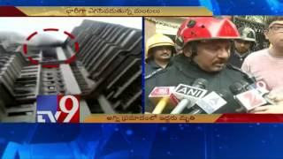 Fire breaks out at Maker Tower in Mumbai, 2 dead – TV9