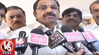 Telangana Gets Rs 620 Crore From Central Road Fund | Says R&B Minister Tummala
