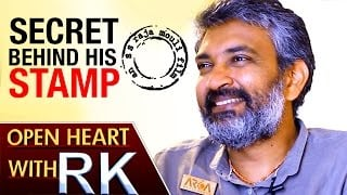 SS Rajamouli Reveals Secret Behind His Stamp & Remuneration