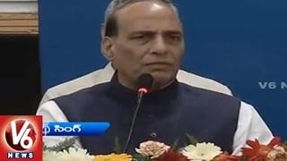 India Is Against Terrorism, Not For Pakistani People | Union Minister Rajnath Singh | V6 News