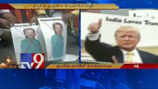 Hindu nationalists rally for Donald Trump in India – TV9
