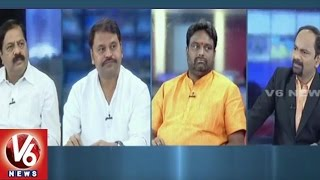 Special Debate On Regional Ring Road In Hyderabad | Good Morning Telangana | V6 News