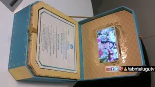 Gali Janardan reddy daughter wedding invitation must watch | ABN Telugu