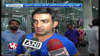 No Ties With Pak until Cross-Border Terrorism Ends, Says Gautam Gambhir.Says Gautam Gambhir Photo,Image,Pics