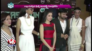 Fashion Parade | Celebs Ramp Walk In Techno Fashion Tour 2016 | City Life | V6 News. Photo,Image,Pics