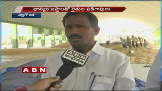 Vendor facing problems with Lack of facilities in Parakala Vegetable Market | Warangal district