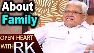 Pavuluri Krishna Chowdary About Family | Open Heart with RK | ABN Telugu