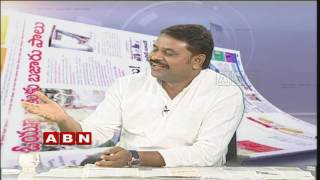 ABN Debate On Telangana Farmers Issues | TRS Vs TDP Vs Congress | Part 2  (20-10-2016)