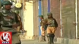 Curfew In Srinagar Continues For 104 Days | Jammu & Kashmir | V6 News