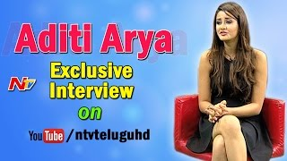 Aditi Arya Exclusive Interview || ISM || Nandamuri Kalyan Ram, Puri Jagannath || NTV