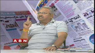 ABN Debate On Brijesh Tribunal Verdict | AP and TS Krishna Water War | Part 2 | Public Point