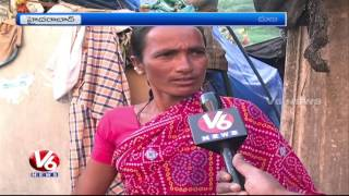 Bio Toilets | People Facing Problems With Lack Of Maintenance Of Public Toilets | Hyderabad | V6