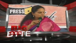 TRS MP Kavitha about Dynastic Politics in India | Big Byte (21-10-2016)