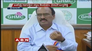 ABN Effect | GHMC commissioner Janardhan Reddy speaks to media over Roads Repair Scam