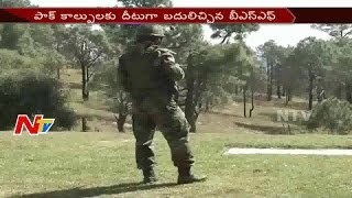 BSF Force Responds on Pak Militants in Jammu and Kashmir Border || NTV