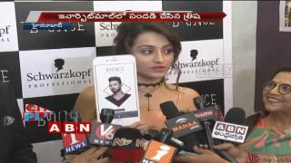 Trisha launches Bounce Salon & Spa | Hyderabad