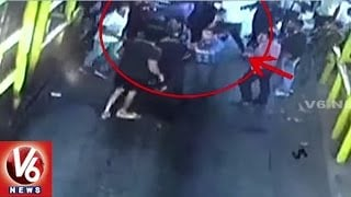 Caught On Camera | Rowdies Attack On Toll Plaza In Noida | Uttar Pradesh