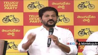 T TDP Revanth Reddy criticize Centre for Psephology Studies survey on TRS