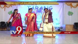 Fashion Show with traditional touch ! – TV9