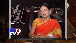 DK Aruna to dump Congress for TRS ? – Find out in Encounter ! – TV9