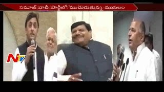 Cold War Between Samajwadi Party Leaders Over Election Swing || Uttar Pradesh || NTV
