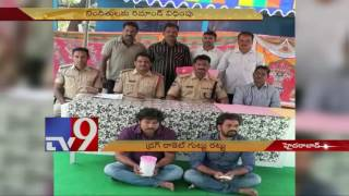RGV's Ex-Assistant, Producer held for possessing drugs – TV9