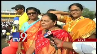 AP CM Chandrababu to participate in 7 Hills Half Marathon at Tirupati – TV9