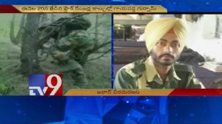 BSF constable Gurnam Singh, injured in cross-border firing by Pakistan, dies – TV9