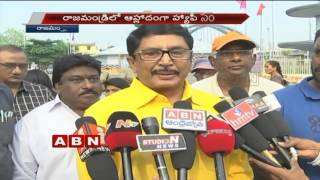 MP Murali Mohan attends happy sunday event at rajahmundry
