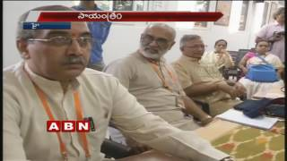Three day Long National RSS Meeting Begins In Hyderabad | ABN Telugu