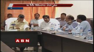 CM Chandrababu Naidu to Meet with Officials Over Polavaram Project works (24-10-2016)