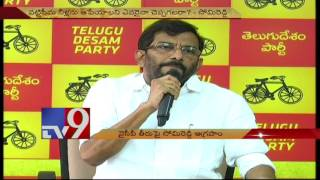 TDP Somireddy Chandramohan Reddy slams YCP, Congress – TV9
