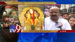 Swaroopanand must apologise for Anti-Shirdi Sai comments – Devotees – TV9