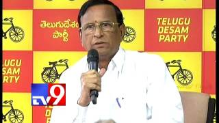 Gali Muddu Krishnama Naidu speaks to media – TV9