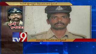 Constable held for eve teasing in Nellore