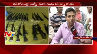 Police Officers Ready To Announce about Malkangiri Firing || AOB || NTV