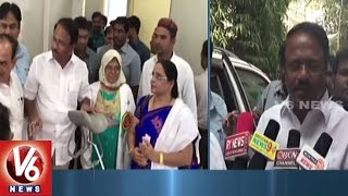 Health Minister Laxma Reddy Launches Maternity Ward In Nizamia Hospital | V6 News