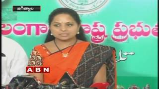 Reasons behind TRS MP Kavitha focus on Jagtial District