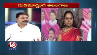 Special Discussion Over CM KCR On Farmers Welfare, Triple Talaq Issue | Good Morning Telangana | V6