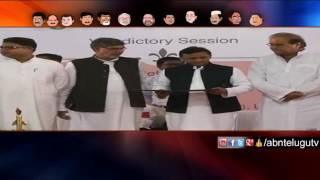 Running Commentary | All is well in family, Samajwadi Party, Says Mulayam Singh (25-10-2016)
